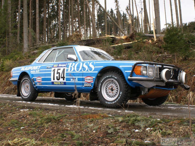 SLC Rally Car Photos for your enjoyment... - Mercedes-Benz Forum