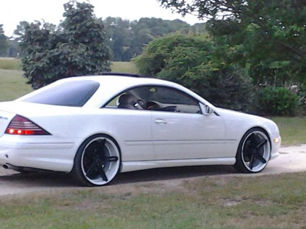 2003 Cl 500 Mercedes Benz Forum