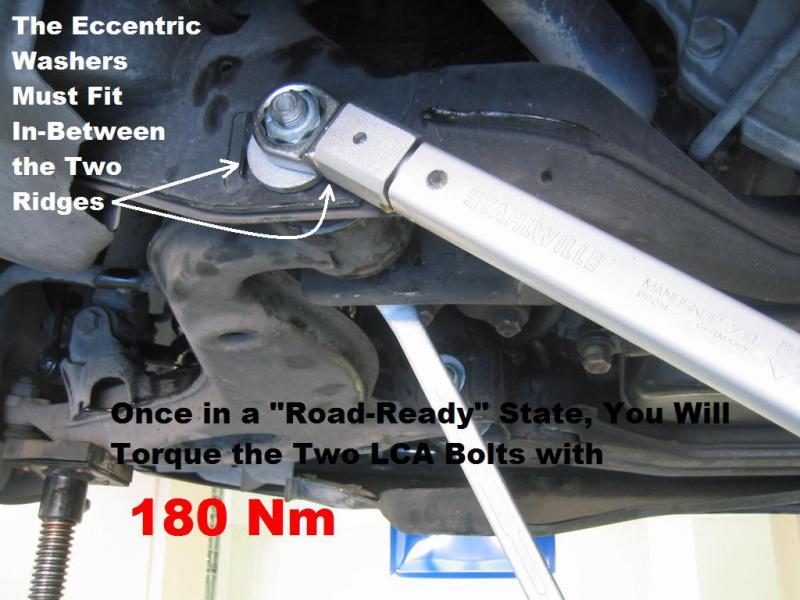 Photo Diy Lower Control Arm Bushing R R Mercedes Benz Forum