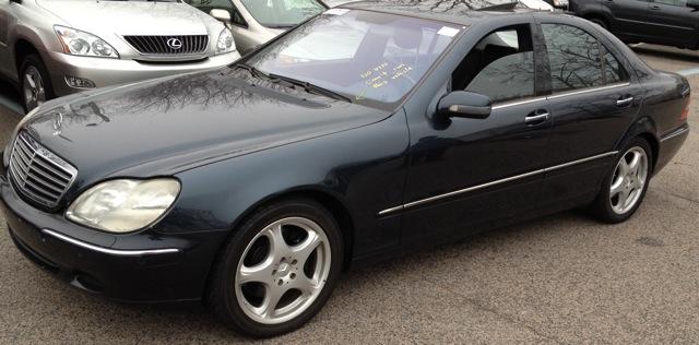 2001 S400 CDI - Counrty of Origin - Mercedes-Benz Forum