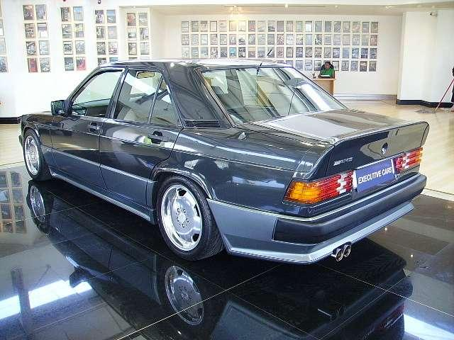 check out this great looking 190e 2 3 amg mercedes benz. Black Bedroom Furniture Sets. Home Design Ideas