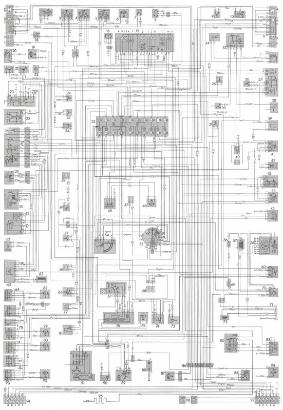 camper wiring diagram 1976 1976 450sl starts  runs nice for  10 seconds  then stops  1976 450sl starts  runs nice for  10