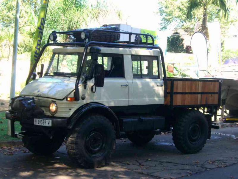 Mercedes unimog for sale in south africa