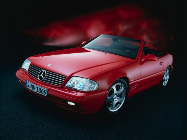 Mercedes - Benz SL (1989-2001)