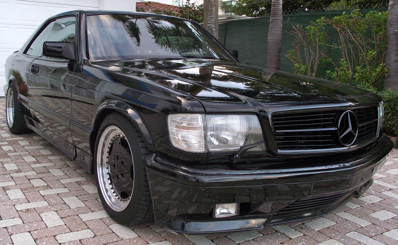 Who owns this very nice 560SEC located in Florida - Mercedes-Benz Forum