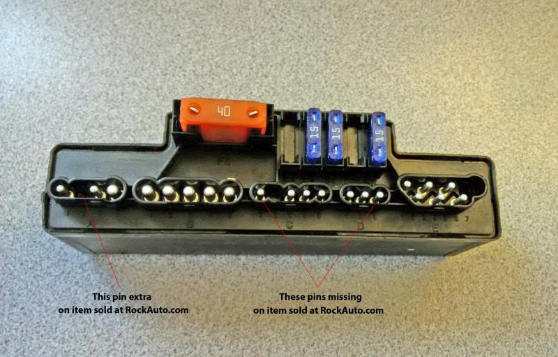 mercedes w211 secondary air pump relay