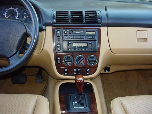 Mercedes Benz Suv For Sale >> For SALE: Burl Wood interior upgrade set+ Passenger