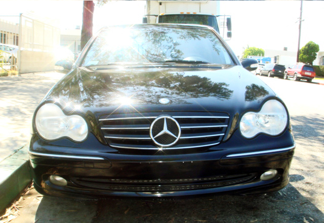 2004 black mercedes benz c230 kompressor for sale for Mercedes benz c230 kompressor 2006