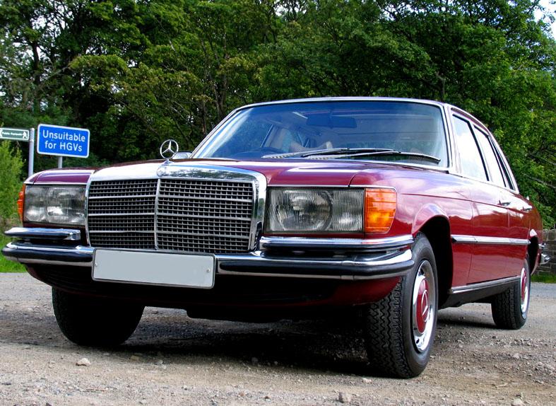 Low Mileage W116 For Sale - UK   Mercedes-Benz Forum
