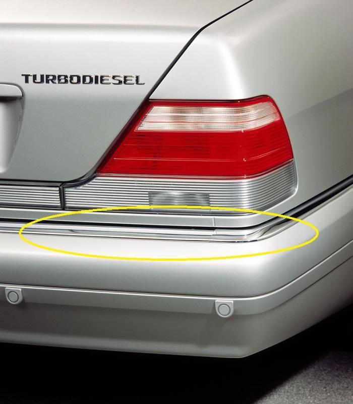 Spray Paint Overspray On Chrome Trim Removal Mercedes Benz