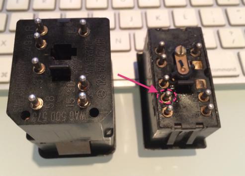 1978 thru 1981 - Turn Signal/Hazard Flasher Repair - Mercedes-Benz  Mercedes Sl Wiring Diagrams on 1975 300d wiring diagram, 1985 mercedes 380sl wiring diagram, radio wiring diagram, 1979 450sl wiring diagram,