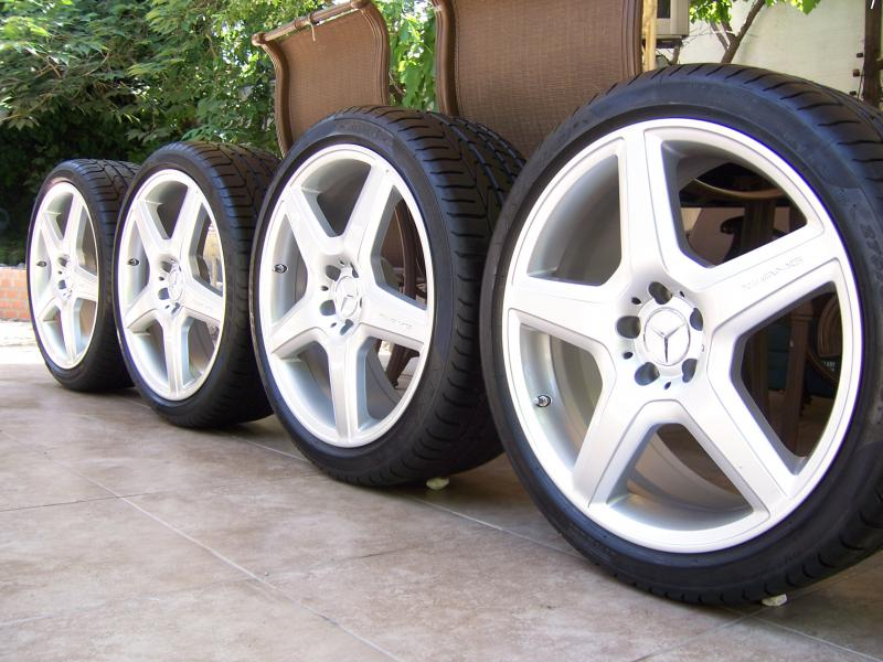 """Check Tpms System >> F/S: 20 Mercedes S65 """"OEM"""" AMG Wheels + New Pirelli Tires ..."""