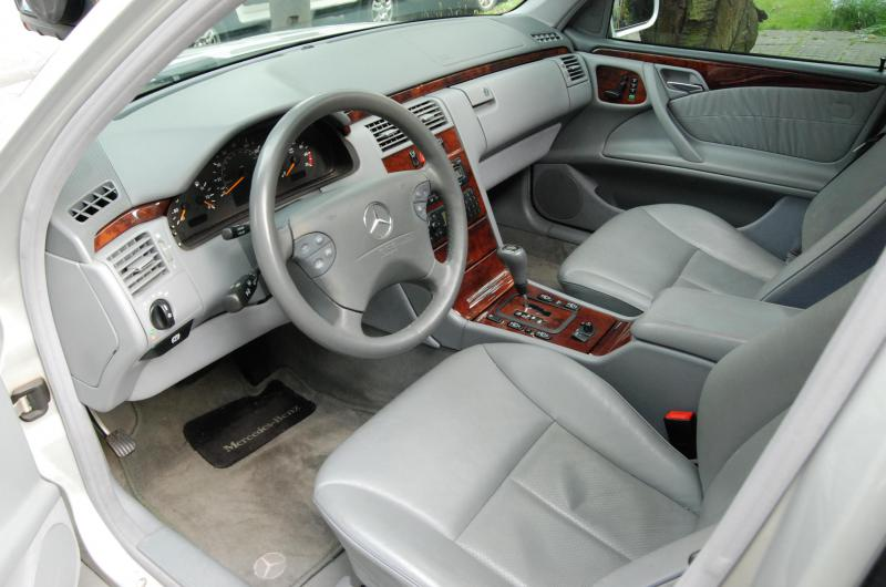 D Selling My E Silver Grey E Interior