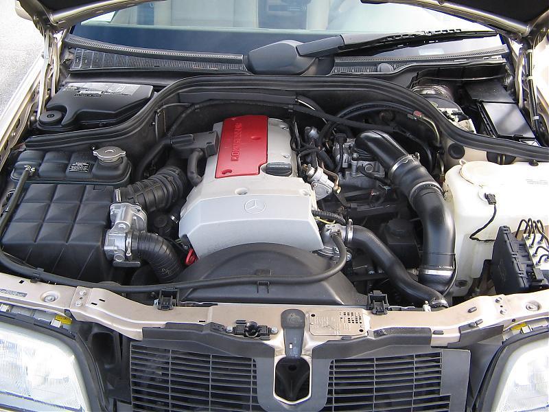 Click Image For Larger Version Name: 2000 Mercedes Benz C230 Kompressor  110 Views