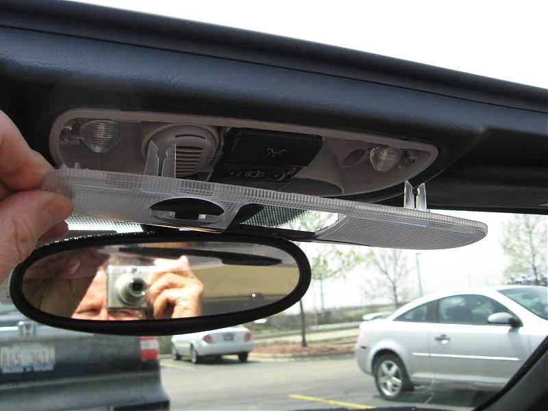 Leaking Rearview Mirror - Good Ending-2002-mercedes-slk-may-04-09