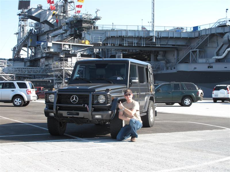 Winch sizing for G's? - Mercedes-Benz Forum