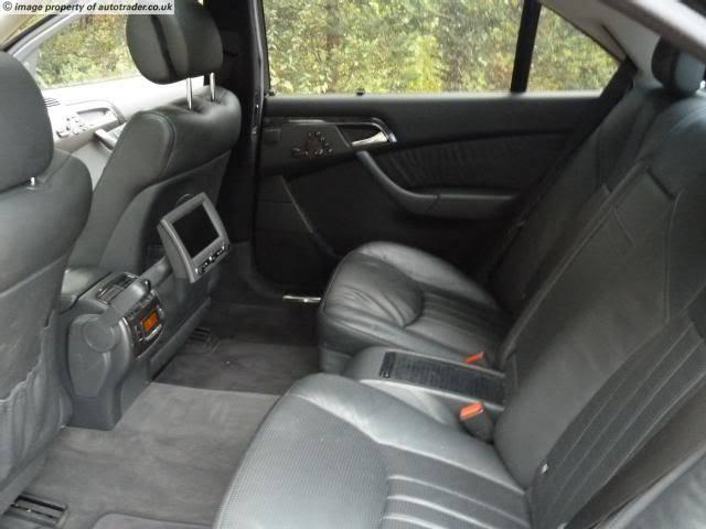 Rear Center Console - Mercedes-Benz Forum