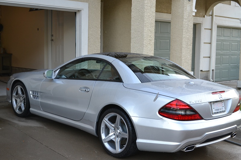 2009 sl 550 gallery for 2009 mercedes benz sl550 silver arrow for sale