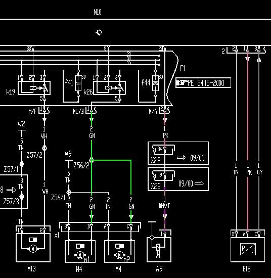 mercedes cooling fan wiring diagram basic electronics wiring diagram Old Furnace Wiring Diagram mercedes cooling fan wiring diagram wiring diagramcooling fans mercedes benz forumclick image for larger version name