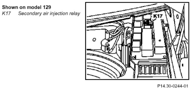 Help Needed: P0410 Secondary Air Injection - Page 5 - Mercedes-Benz