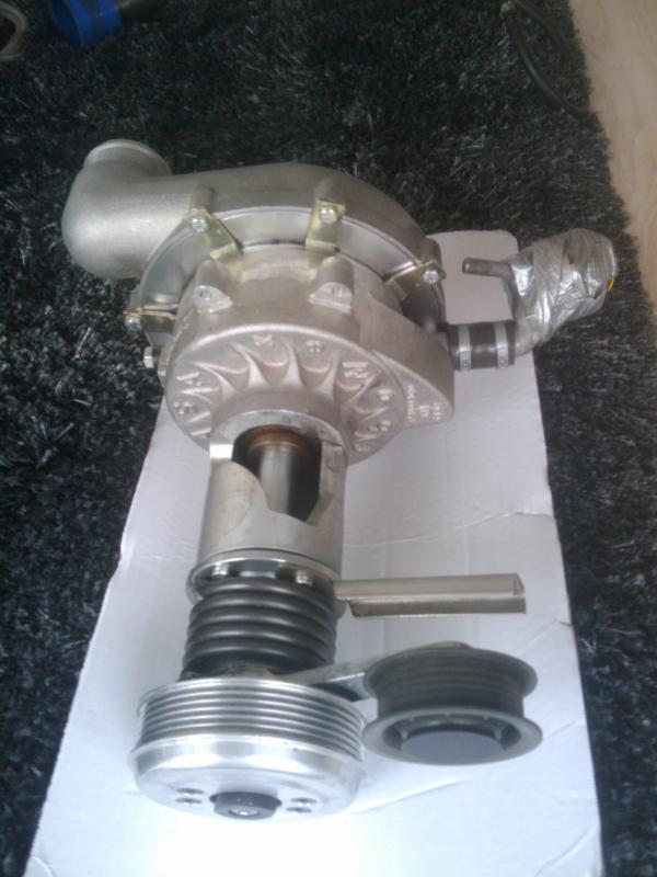 D Fs Lorinser Supercharger V Kompressor Kit