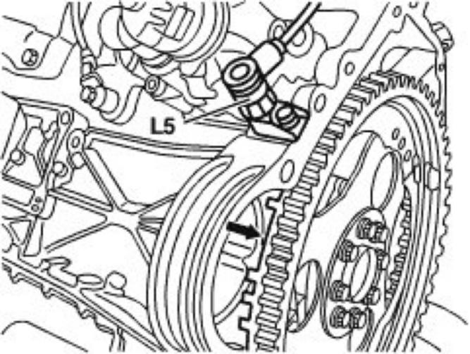 Where Do I Find The Crank Position Sensor Mercedes Benz