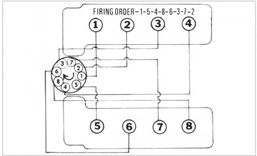 350sl Ignition Diagram Firing Order Mercedes Benz Forum