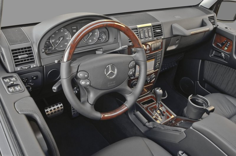 g class designo and amg interior pictures gallery 2010 mercedes benz g - G Wagon Interior