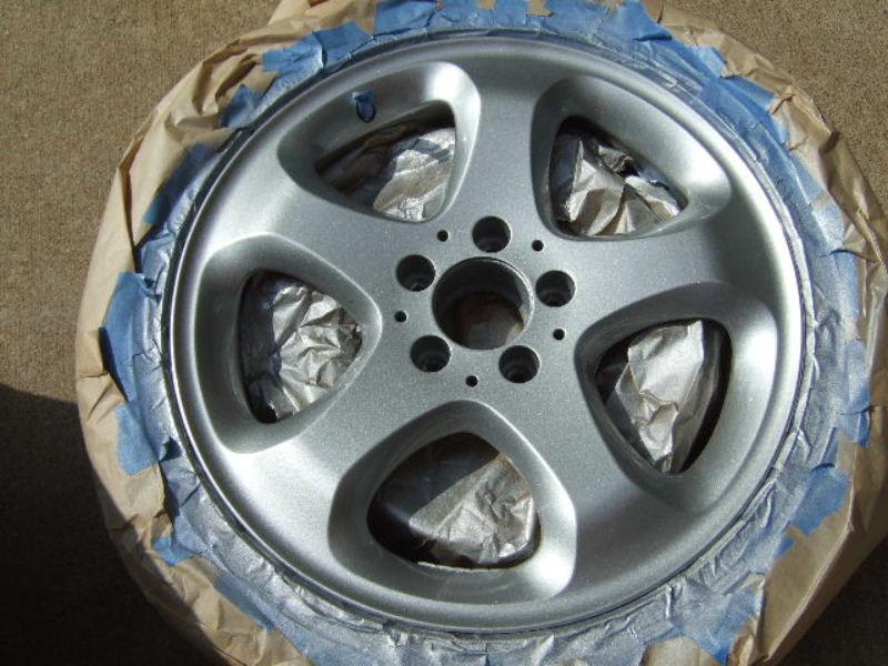Can I Spray Paint My Car Wheels