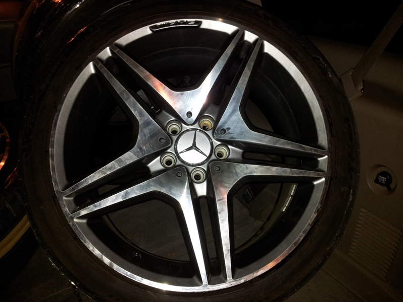 Amg Rims Genuine Or Replicas Fakes Mercedes Benz Forum