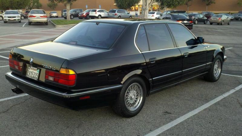 Bmw E32 750il Vs W126 560sel Mercedes Benz Forum