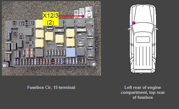 no electrical power 2000 ml320 mercedes benz forum rh benzworld org 2000 ml320 fuse box location 2000 Ford Taurus Fuse Box