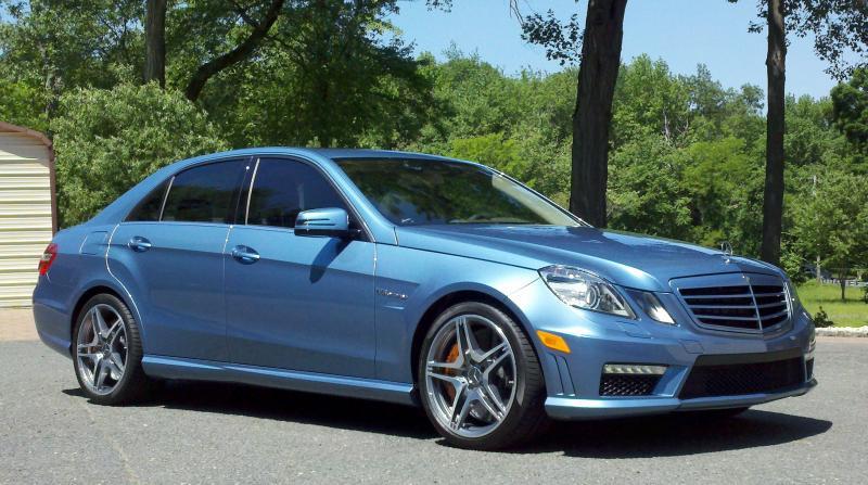 2012 E63 Sedan Quartz Blue Mercedes Benz Forum