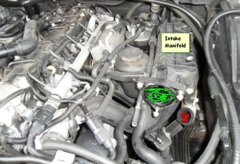 Mercedes Sprinter Heater Control Valve - Facias