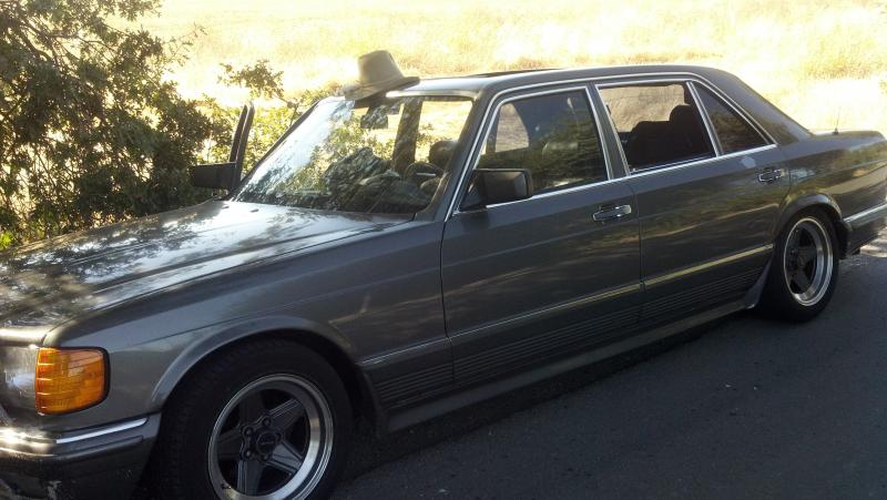 84 500sel transmission dead sacramento mercedes benz forum for Mercedes benz sacramento rocklin