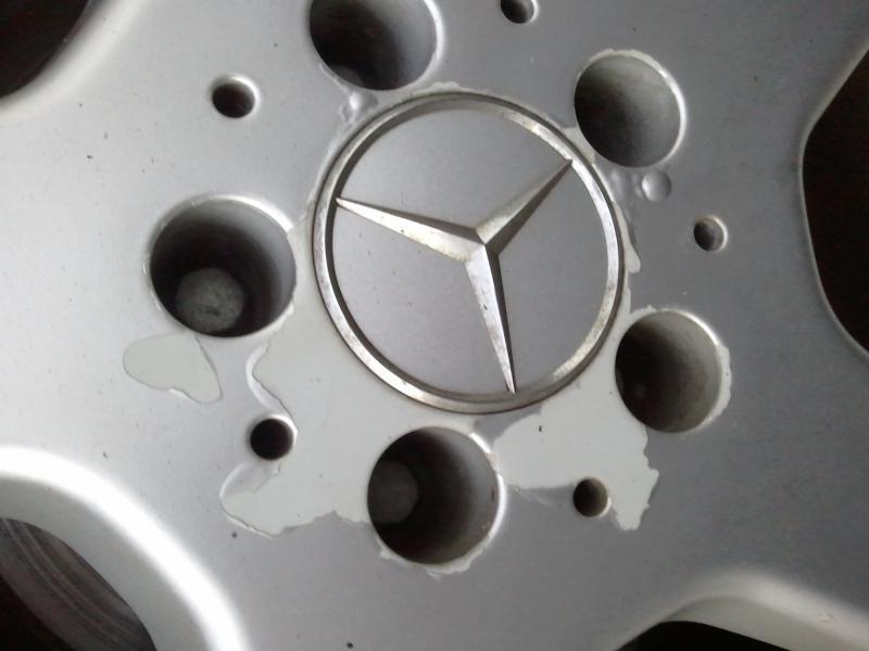 Powder Coat Vs Paint Respray Amg 18 Quot Alloy Wheels