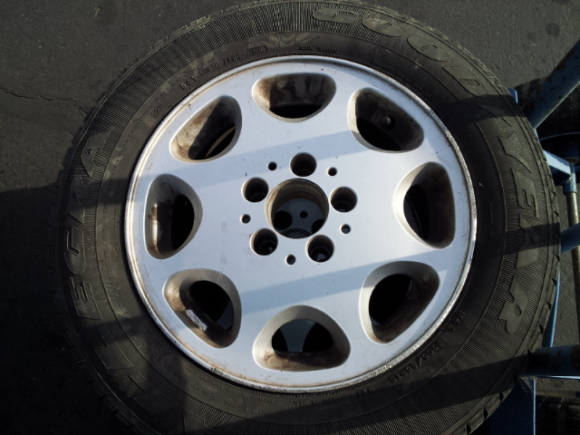 "Mercedes Benz Rims >> 15"" 124 8 hole mercedes wheels identification - Mercedes-Benz Forum"
