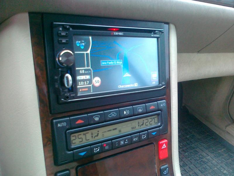 W140 2din Radio Nav Unit Page 2 Mercedes Benz Forum