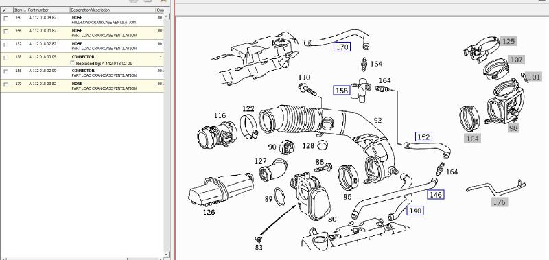 2001 ML430 Need Vacuum Diagrams for engine please | Mercedes-Benz Forum | Mercedes Engine Diagrams |  | BenzWorld.org
