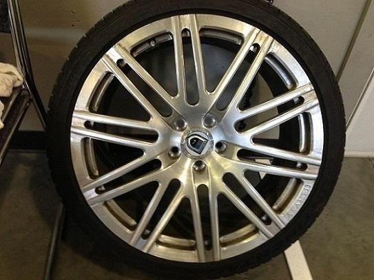"""FS: 20"""" Asanti wheels+tires off an 03' S600-2013-04-01-16.52.19.jpg"""