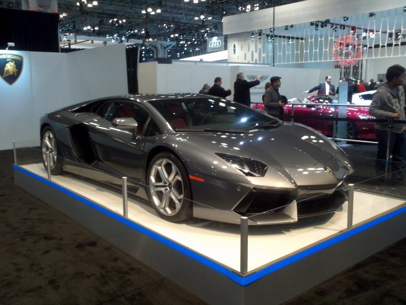Who Went To The Auto Show At The Javits Center In Nyc Mercedes - Javits car show