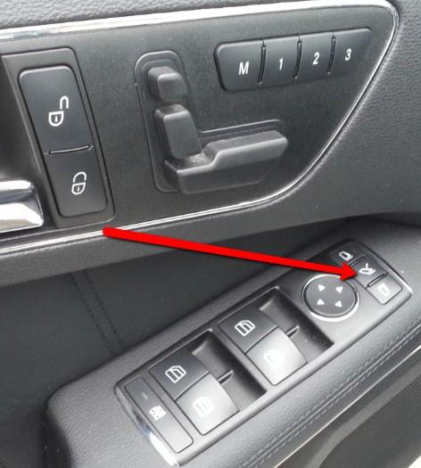 Folding side mirrors? - Mercedes-Benz Forum