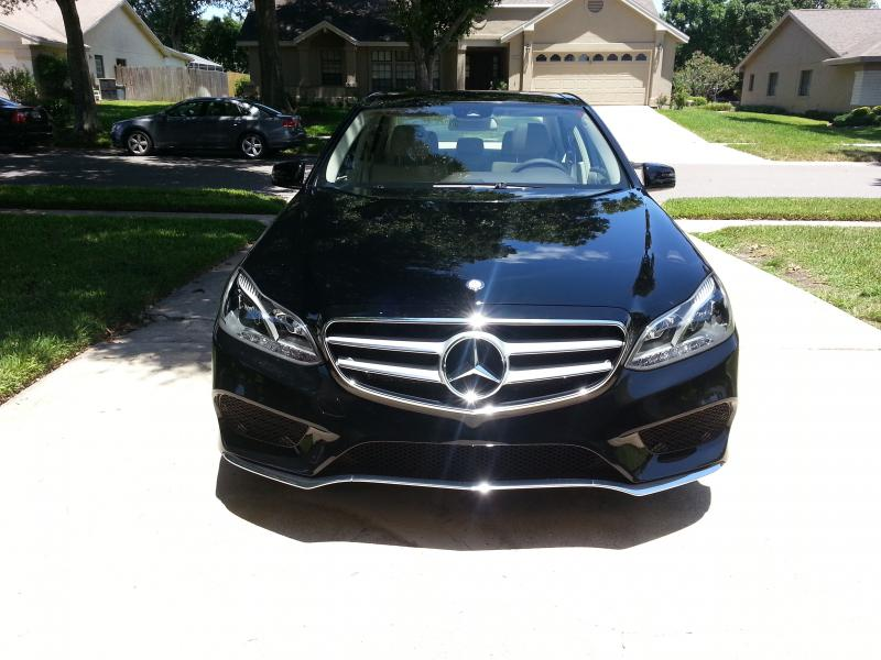 2014 E class... Tinted Windows - Mercedes-Benz Forum