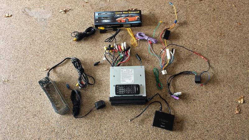 D Fs Clarion Nz Navigation W Adapter on Clarion Nz501