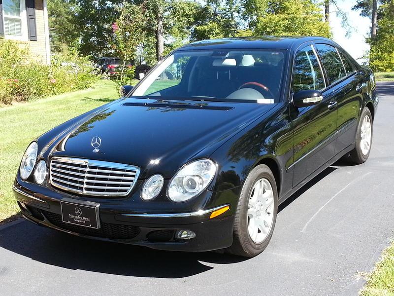 2005 Mercedes E320 CDI (low mileage)-20141005_140308.jpg