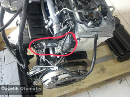 location of the EGR valve on a W639 Vito??? - Mercedes-Benz Forum
