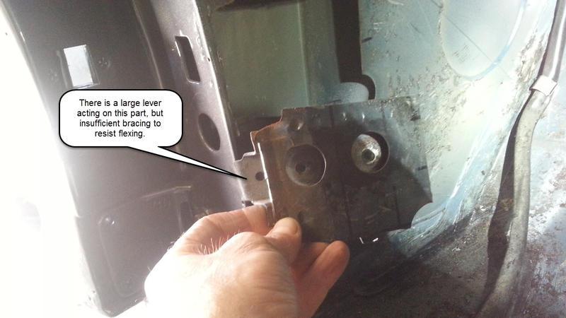W111 coupe door check damage repair-20150830_143428.jpg