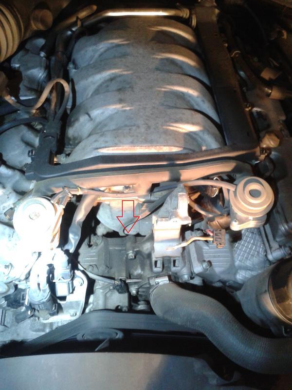 Engine Block Heater Location Mercedes Benz Forum