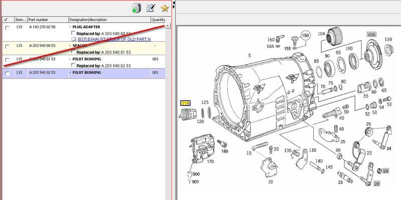Ml 320 2000 P0743 Torque Converter Clutch Solenoid