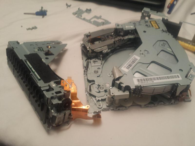 CD Player Not Working | Mercedes-Benz Forum